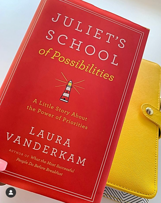 Book Review - Juliet's School of Possibilities - A Little Story about the Power of Priorities