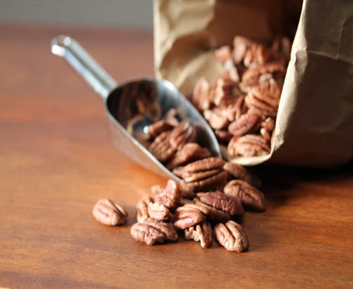 Sprouted Pecans