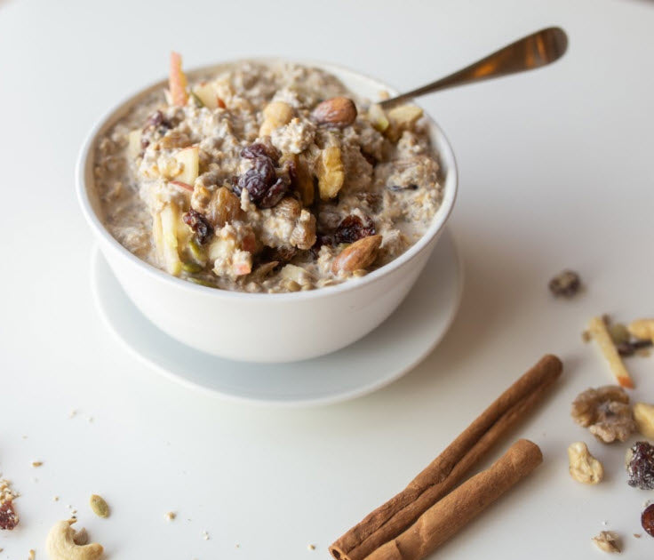 Superfood Overnight Oats Kit