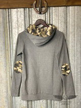 Camo Elbow Patch Doublehood