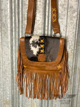 STS Cowhide Day Dreamer Purse