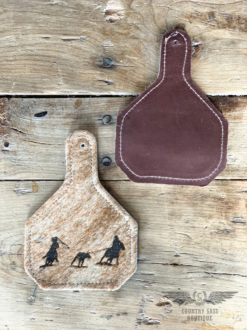 Rodeo Branded Freshener Tags