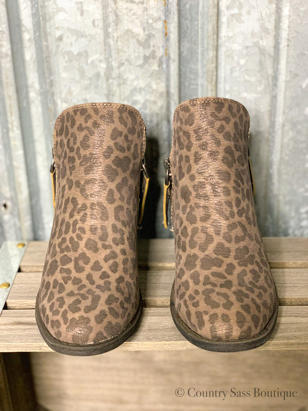 Wink Leopard Shoes