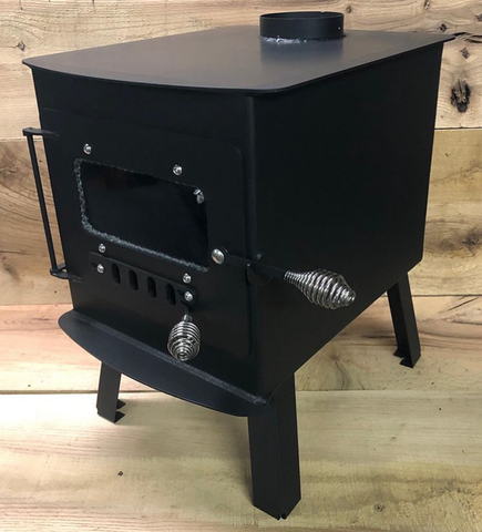 Woodsman Stove from North Woods Fabrication