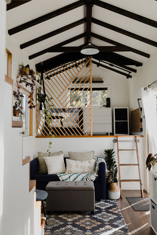 Maui Tiny Home Interior Design