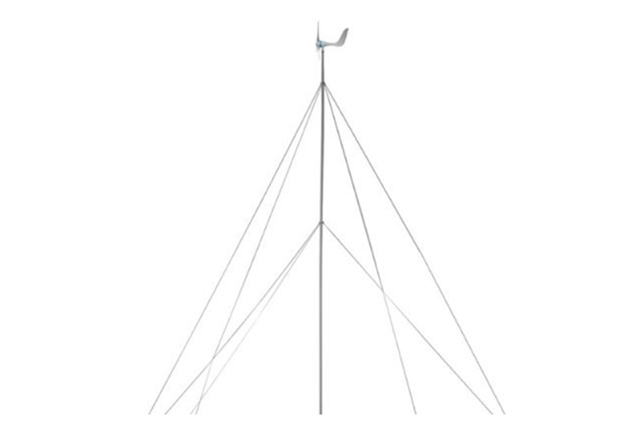 Aleko T30 Wind Turbine Pole (30 Feet)