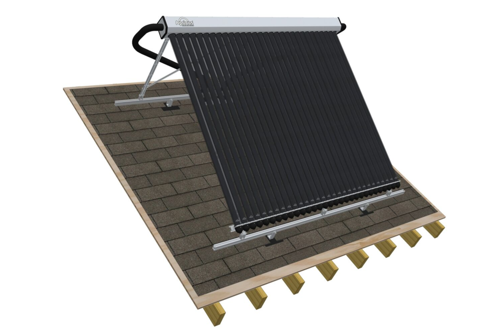 Apricus ETC 30 Solar Water Collector