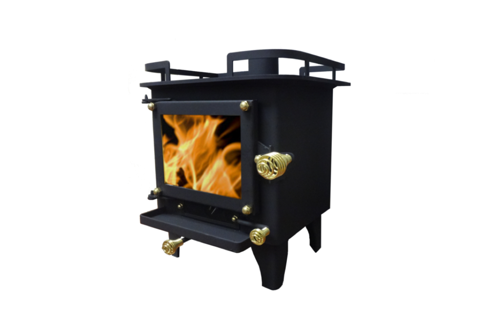 Cubic Grizzly Mini Stove