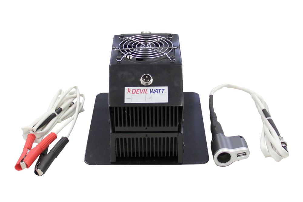 Devil Watt 15W Thermoelectric Generator - tinylifesupply.com
