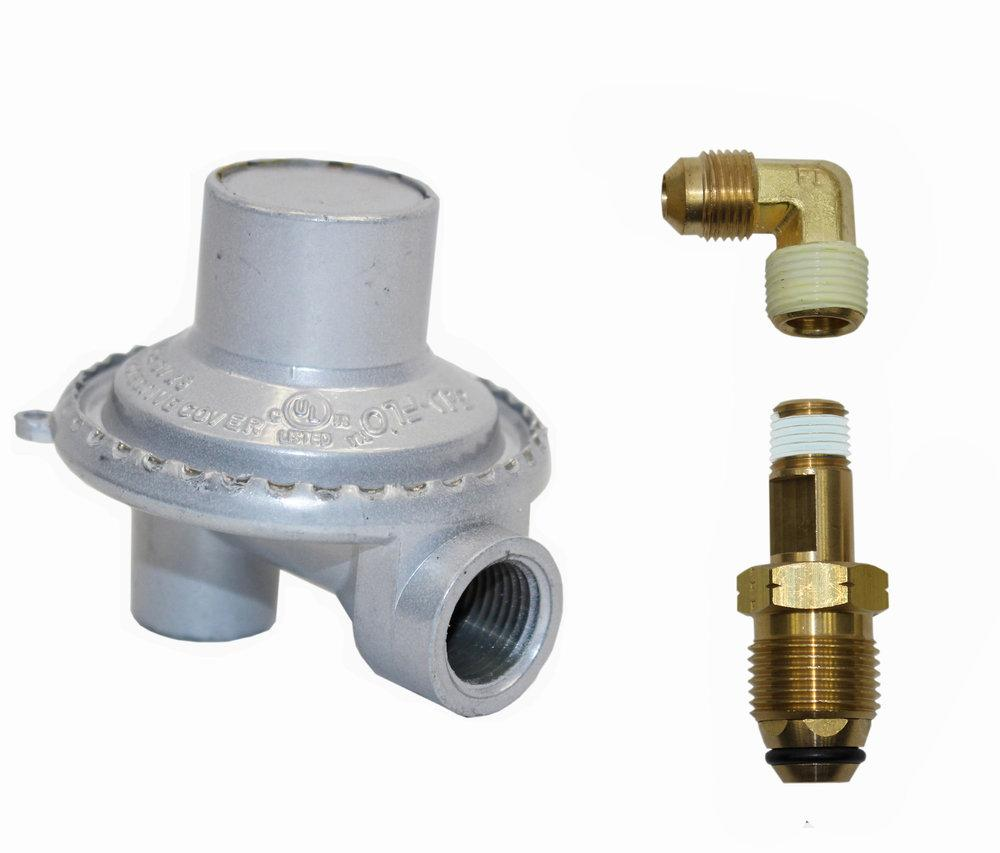 Dickinson Marine Low Pressure Regulator - tinylifesupply.com