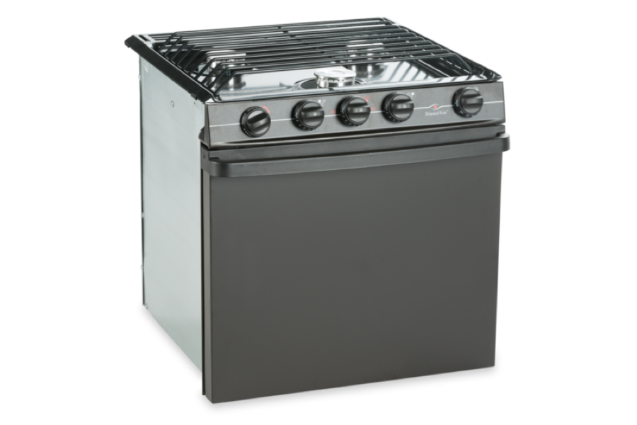 "Dometic Atwood 21"" 3 Burner Range"