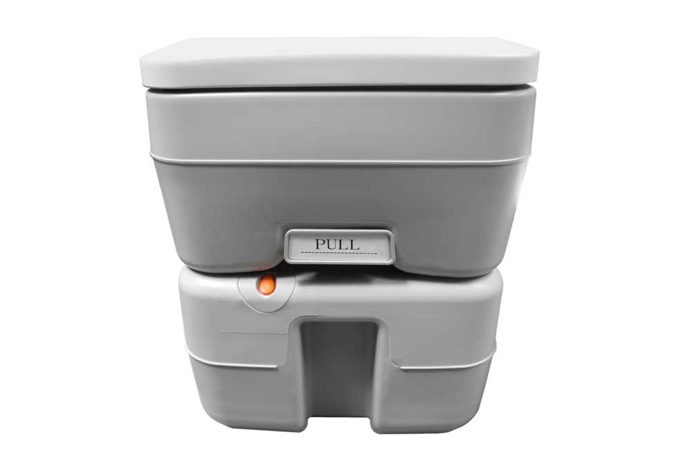 Earthtec 5 Gallon Portable Toilet