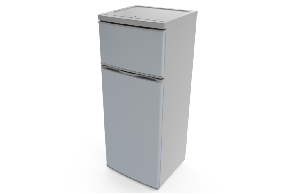 Voltray Solar DC 7.4cu/ft Fridge - tinylifesupply.com