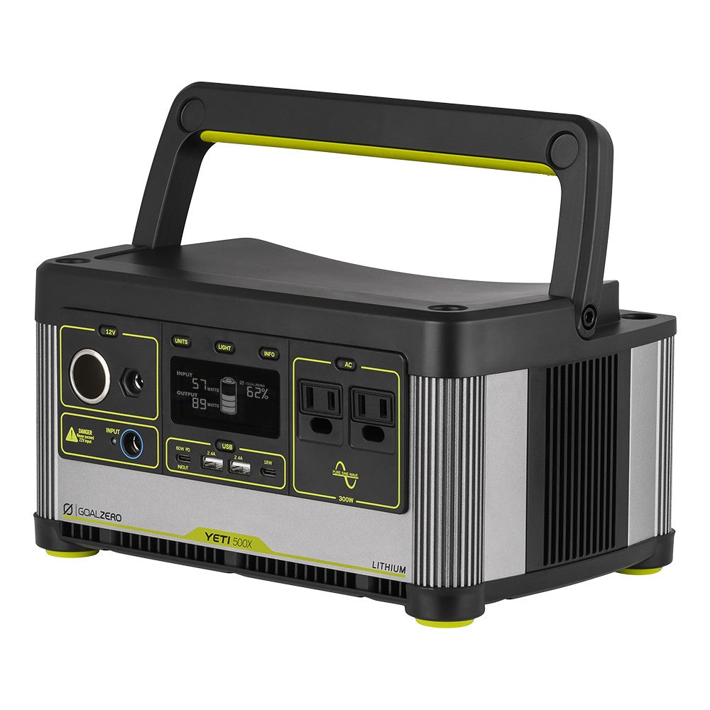 Goal Zero Yeti 500X Portable Power Station