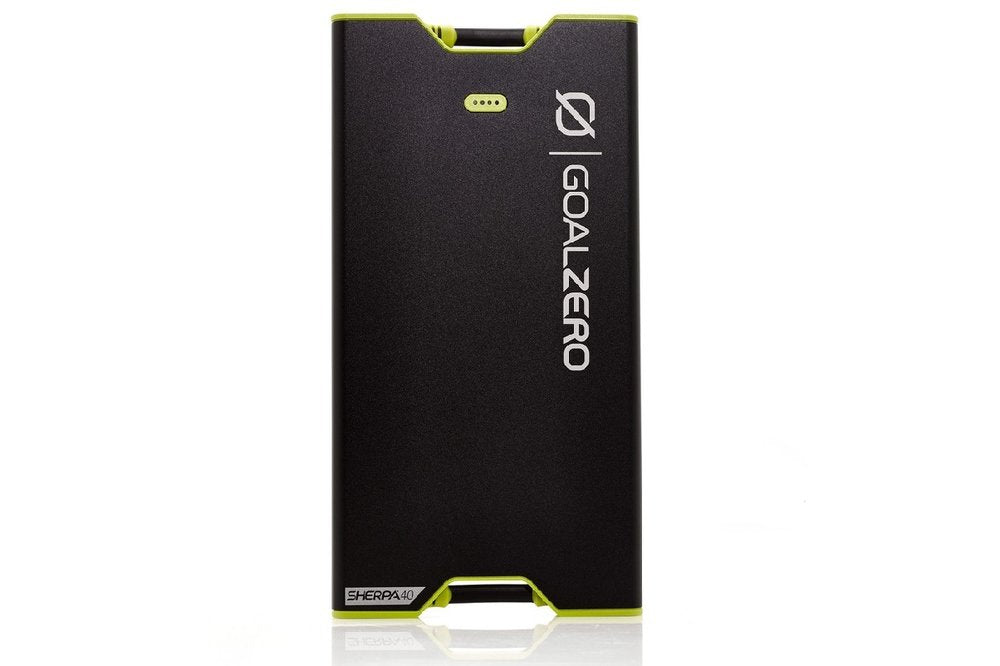 Goal Zero Sherpa 40 Power Bank - tinylifesupply.com