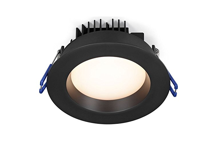 "Lotus 4"" Round Regressed 14.5W LED - tinylifesupply.com"