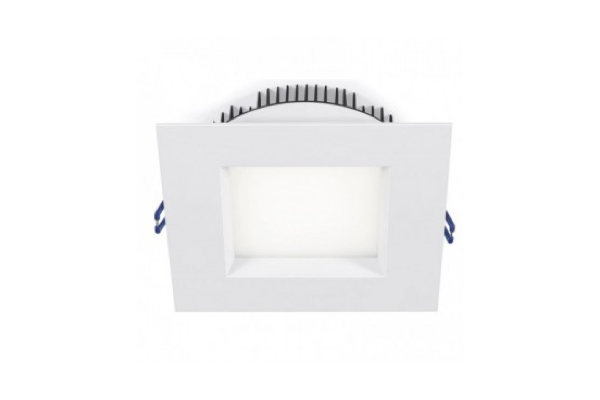 "Lotus 4"" Square Regressed 14.5W LED - tinylifesupply.com"