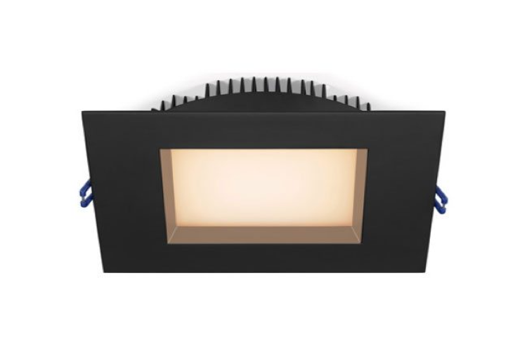 "Lotus 6"" Square Regressed 18W LED"