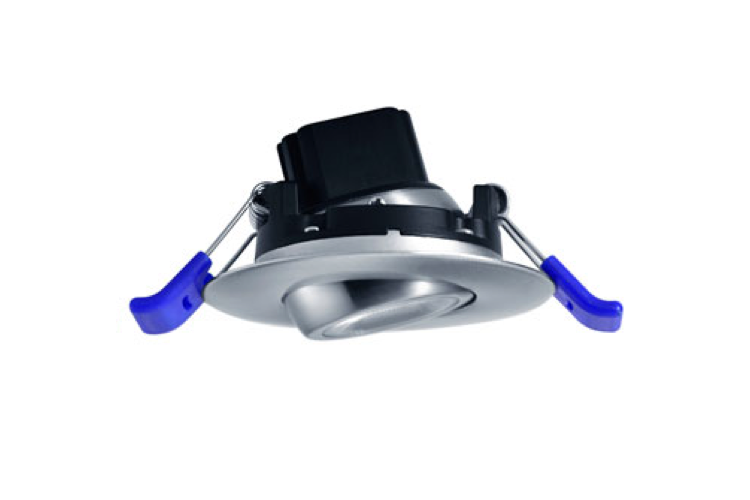 "Lotus 2"" Slim Gimbal Recessed LED - tinylifesupply.com"