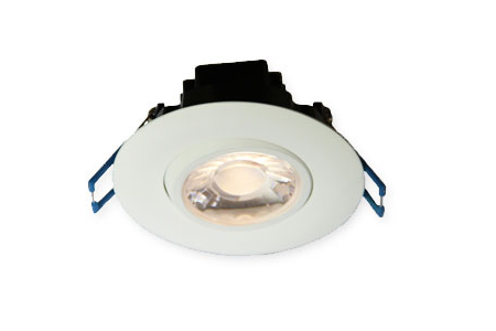 "Lotus 3"" Gimbal Recessed LED"