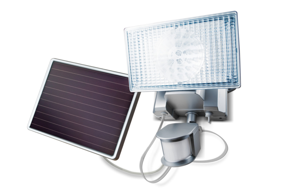 Maxsa Solar 100 LED Security Floodlight