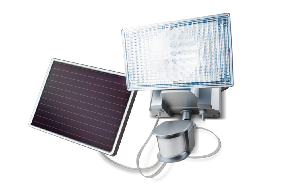 Maxsa Solar 150 LED Security Floodlight