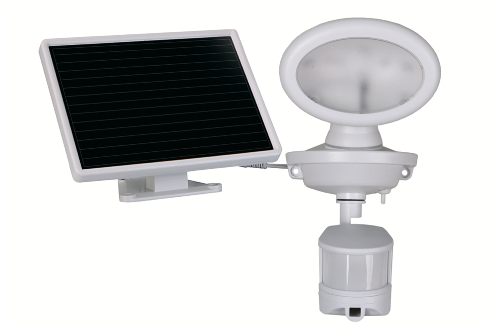 Maxsa Solar Security Camera and Spotlight