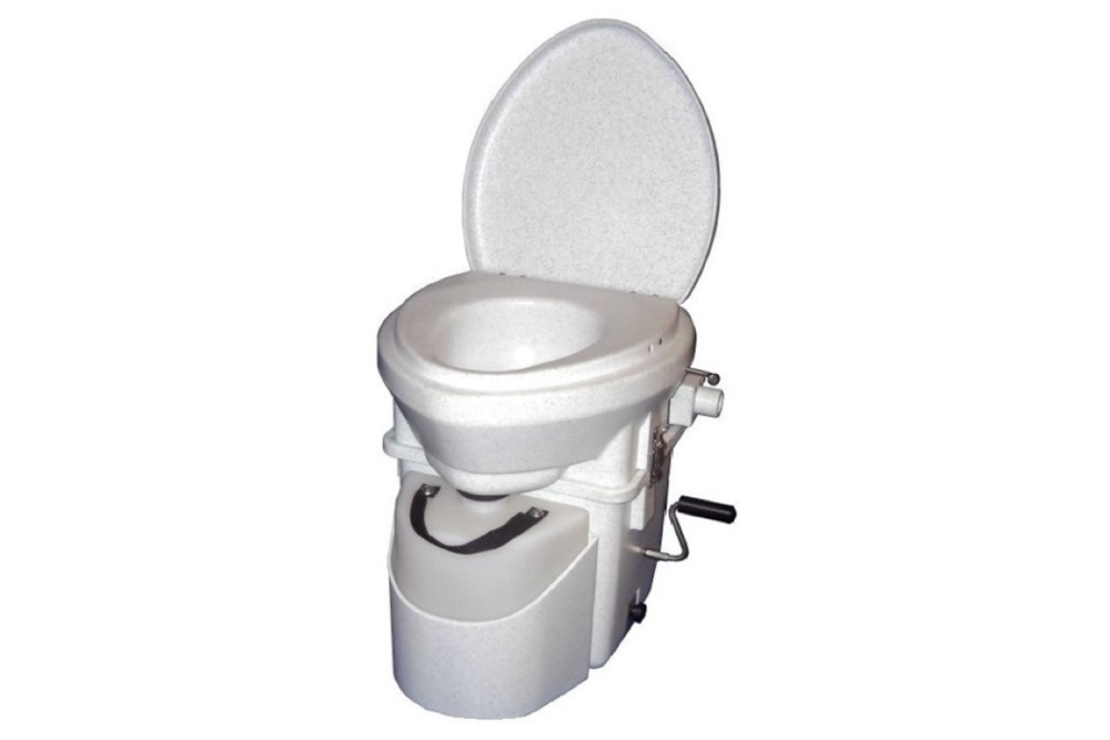 Nature's Head Composting Toilet - tinylifesupply.com