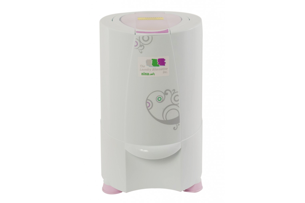 Laundry Alternative's Nina Soft Spin Dryer - tinylifesupply.com