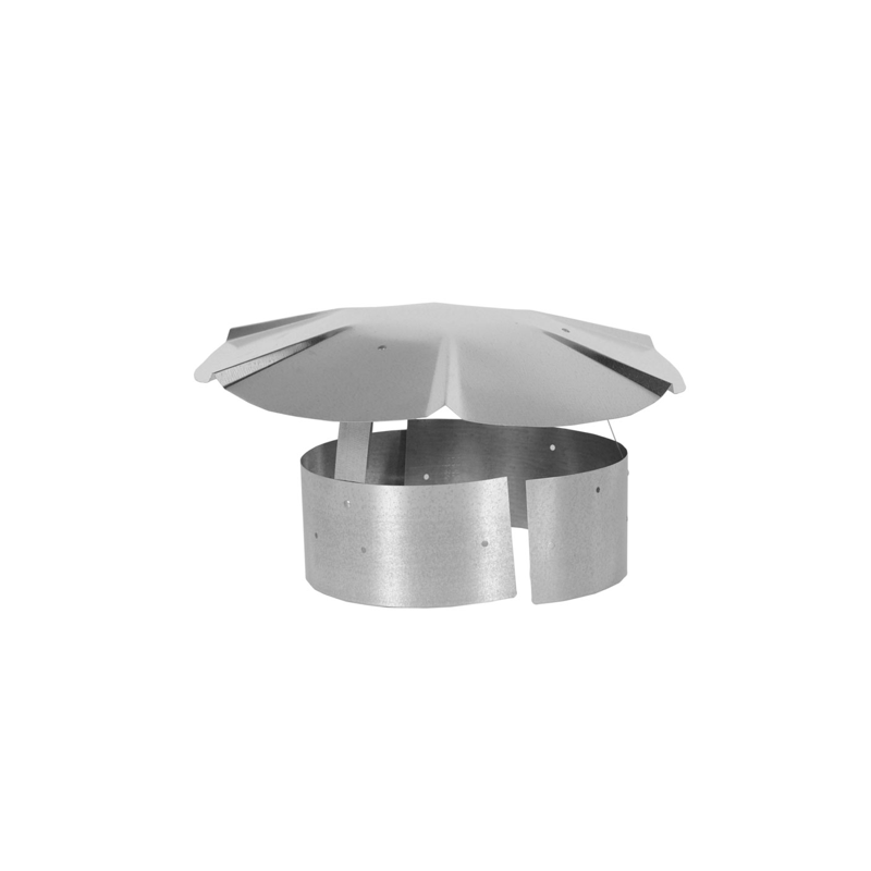Galvanized Steel Rain Cap
