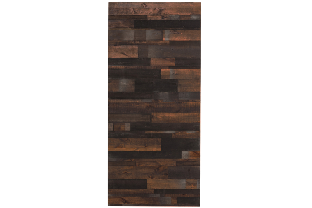 Rustica Exterior Horizontal Reclaimed Wood Door