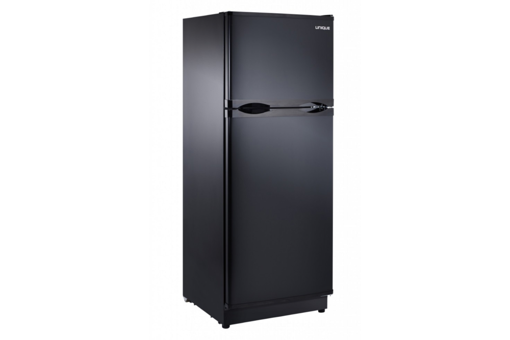 Unique 10 cu-ft Solar Powered DC Fridge