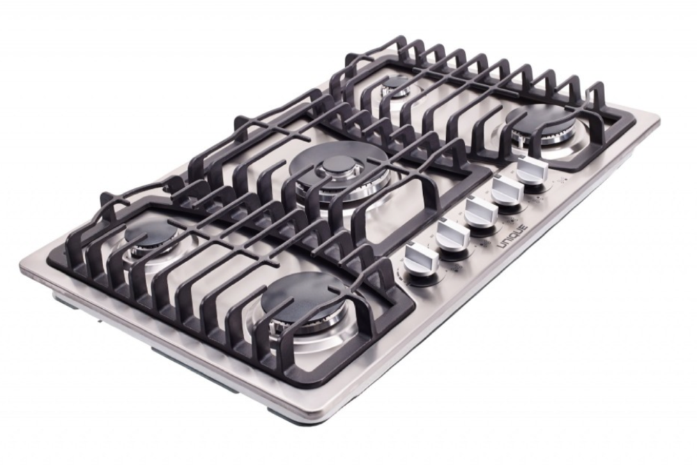 "Unique 30"" Gas Cooktop - tinylifesupply.com"