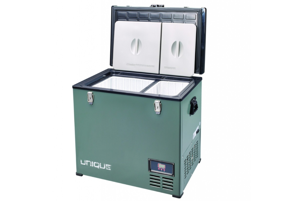 Unique Portable AC/DC Fridge/Freezer 80 Litres