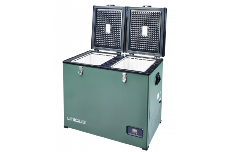Unique Portable AC/DC Fridge/Freezer 120 Litres
