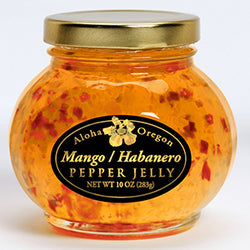 Aloha from Oregon Mango Habanero Jelly
