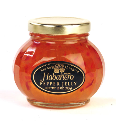 Aloha From Oregon Habanero Jelly