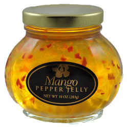Aloha from Oregon Mango Pepper Jelly