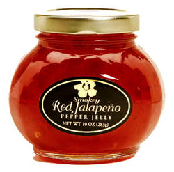 Aloha From Oregon Smokey Red Jalapeno Jelly