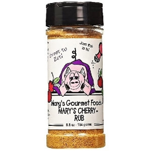 Mary's Cherry Rub