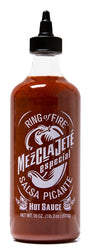 Mezclajete - Salsa Picante / Ring of Fire