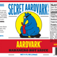 Secret Aardvark & Hot Licks Mango Habanero Hot Sauce 2 pack