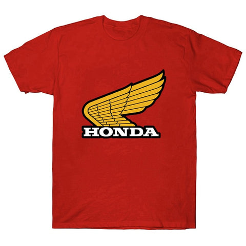 Honda Motorcycle T-Shirt