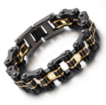 Motorcycle Chain Bracelet