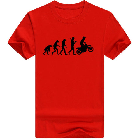 Motorcycle Evolution T-Shirt