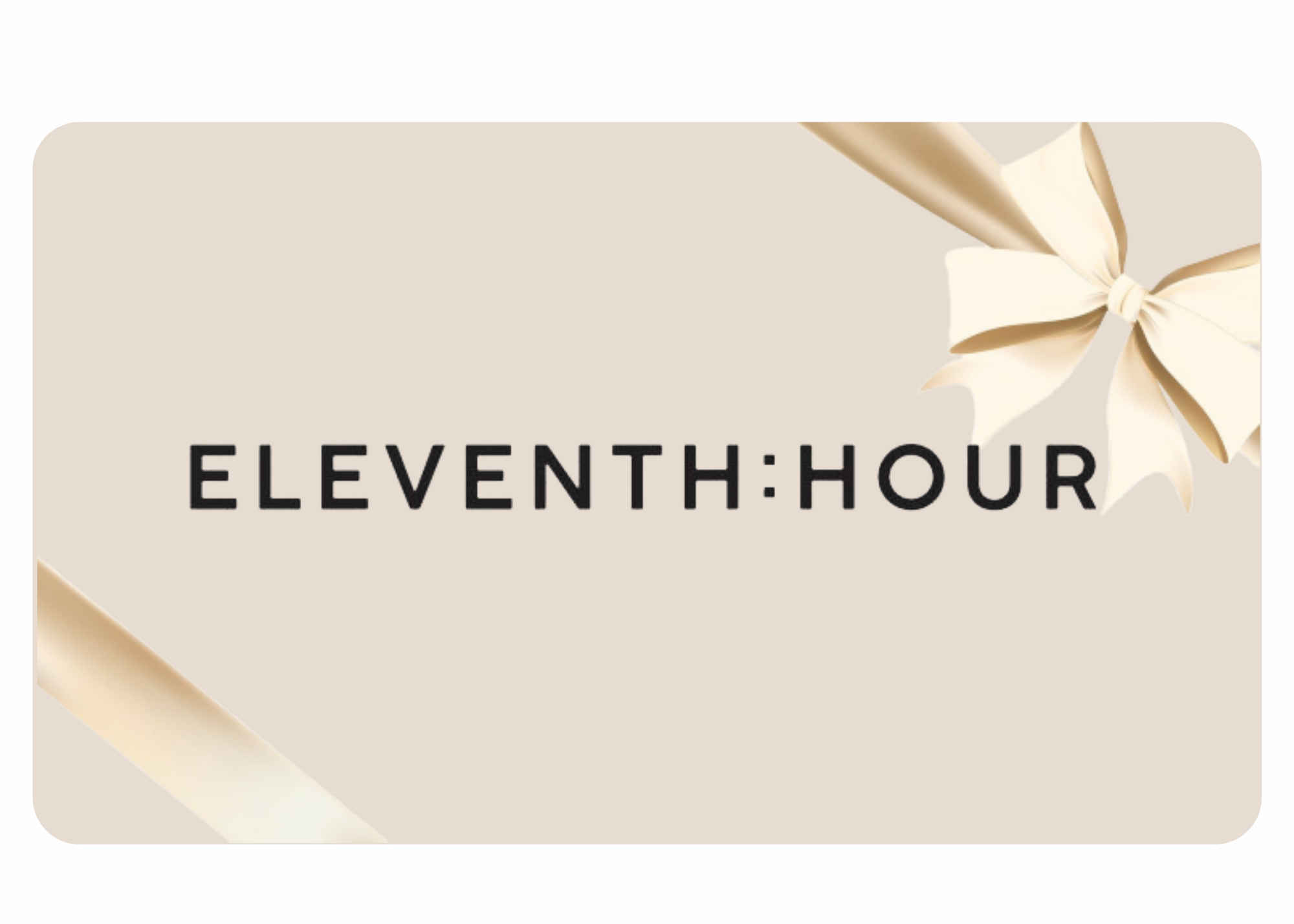 ELEVENTH HOUR Gift Card