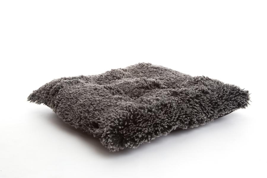 Shaggy Black Pooch Dog Pad - In Vogue Pets - My Pet Gift Box