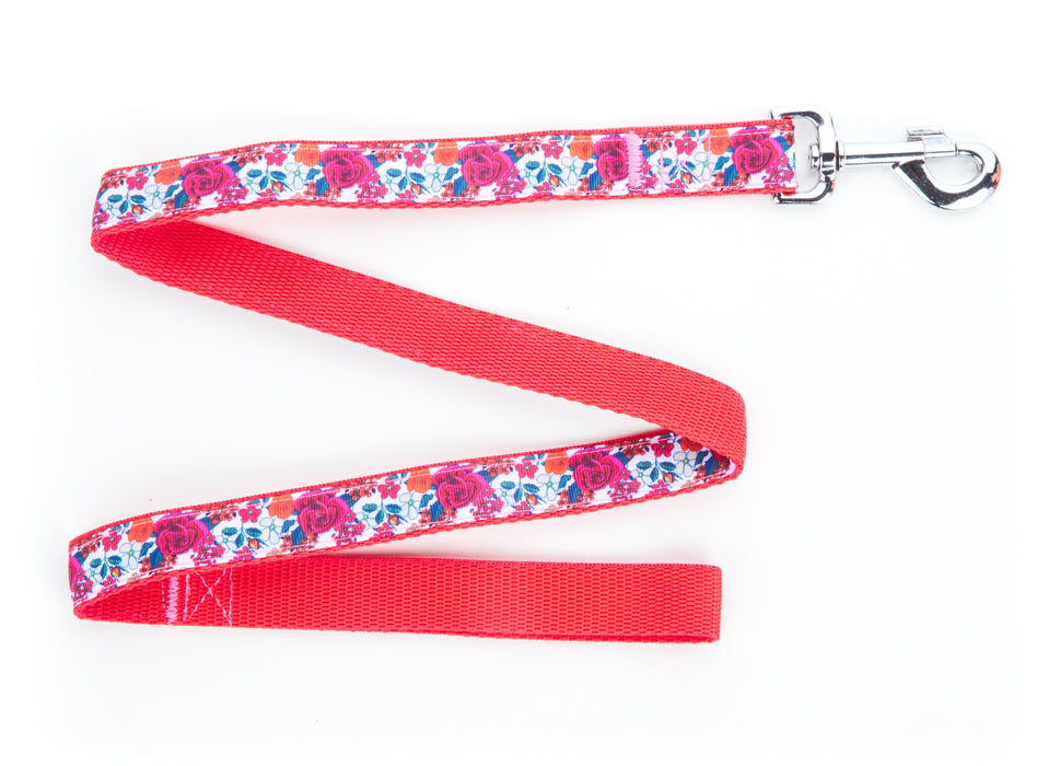 Garden of Eden Dog Lead - Pet Pooch Boutique - My Pet Gift Box
