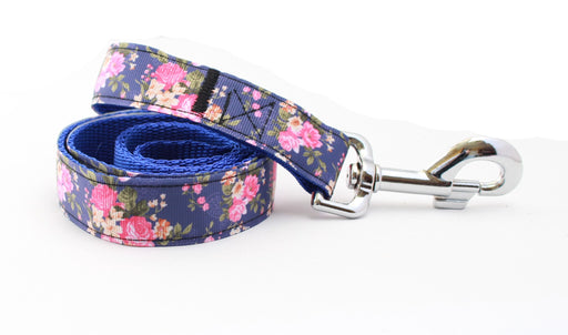 Sasha Rose Dog Lead - Pet Pooch Boutique - My Pet Gift Box
