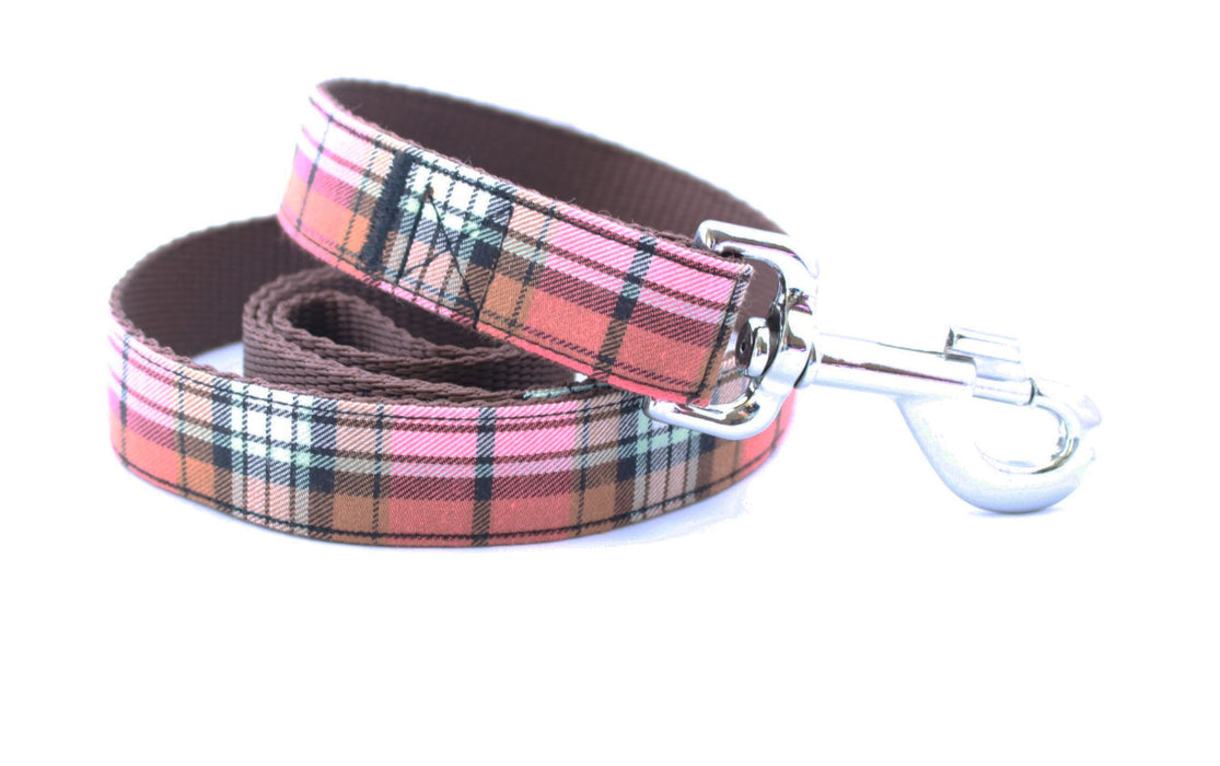 Mocha Barkberry Dog Lead - Pet Pooch Boutique - My Pet Gift Box